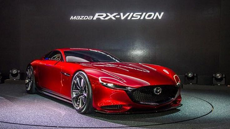ลือหึ่ง Mazda RX-9 จ่อเปิดตัวปี 2020