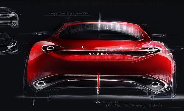 มาแน่นอน! Mazda RX Rotary Concept เตรียมปรากฏโฉมที่งานโตเกียว มอเตอร์โชว์