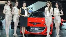 Mazda สุดฮ็อต 3 วันยอดจองในมอเตอร์เอ็กซ์โปพุ่งเกือบ 1500 คัน แถมคว้ารางวัลรถคุณภาพฯ