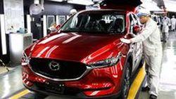 Mazda เริ่มเดินสายการผลิต CX-5 อีกแห่งในประเทศญี่ปุ่น
