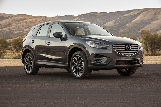 """Mazda ผงาดขึ้นเป็นผู้นำ """"รถที่ปลอดภัยที่สุดในสหรัฐอเมริกา"""""""