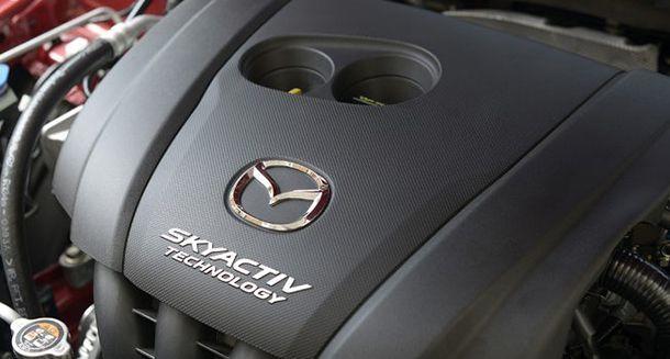 """Mazda เตรียมเผยโฉม """"3"""" รุ่นต้นแบบใช้เครื่องยนต์ไร้การจุดระเบิด HCCI"""