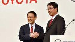 Mazda ผนึกกำลัง Toyota ก่อตั้งบริษัทร่วมทุน Mazda Toyota Manufacturing