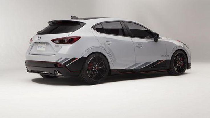 ชมกันชัดๆ Mazda เปิดตัวรถแต่งเพียบ สุดขีดแห่งความสปอร์ต
