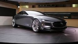Mazda Vision Coupe คว้ารางวัลรถต้นแบบยอดเยี่ยมแห่งปี