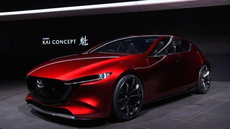 มาสด้าโชว์รถต้นแบบ KAI CONCEPT ยานยนต์อนาคตสุดล้ำที่งานมอเตอร์โชว์