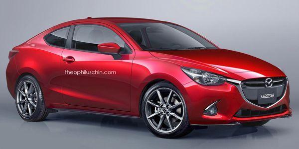 จะเป็นอย่างไรถ้า Mazda 2 กลายเป็นเวอร์ชั่นคูเป้!