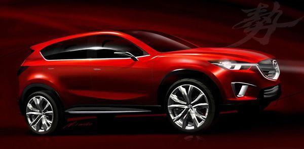Mazda3 อาจถูกพัฒนาต่อยอดเป็นครอสโอเวอร์ ออกชนกับ Subaru XV