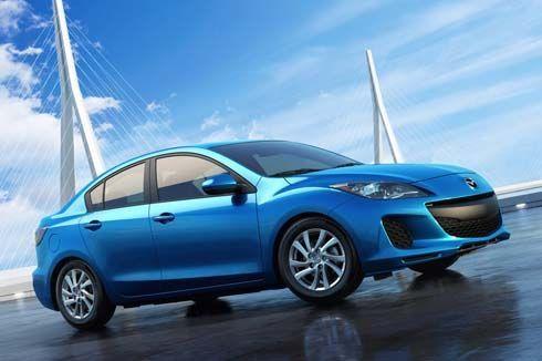 เผยโฉมแล้ว Mazda3 รุ่นปี 2012 ทั้งซีดานและแฮทช์แบ็ค มาพร้อมระบบขับเคลื่อน Skyactiv