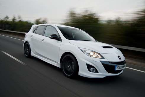 Mazda3 MPS รุ่นปี 2013 เติมความร้อนแรงให้มาสด้า3 ด้วยขุมพลัง 256 แรงม้า