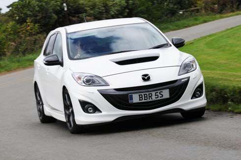 BBR สำนักแต่งเมืองผู้ดี เริ่มขายชุดแต่ง Mazda3 MPS และ Mazda6 MPS