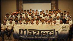 มาสด้าจัดแข่ง MAZTECH ชิงแชมป์เอเชียและโอเชียเนีย ผลักดันช่างเทคนิคมือดีของภูมิภาคก้าวสู่เวทีระดับโลก