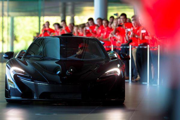McLaren ผลิตซูเปอร์คาร์ 12C ครบ 3,000 คัน พร้อมฉลองการดำเนินงานครบ 50 ปี