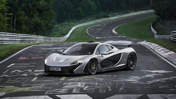 วีดีโอแห่งปี! McLaren โชว์สมรรถนะซูเปอร์คาร์ P1 ทำเวลาเนอร์เบิร์กริงต่ำกว่า 7 นาที
