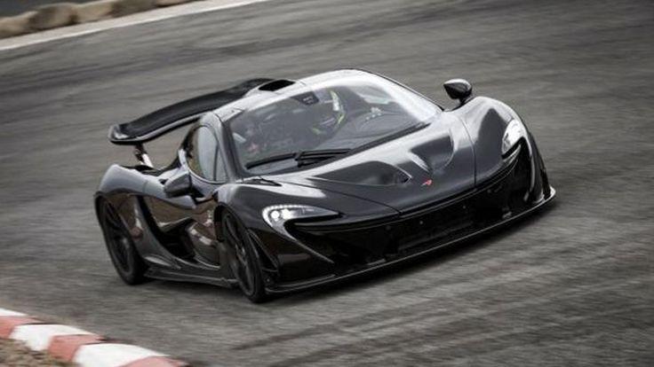 """McLaren เผยตัวตายตัวแทน """"P1"""" เจอกันอีก 10 ปีข้างหน้า"""