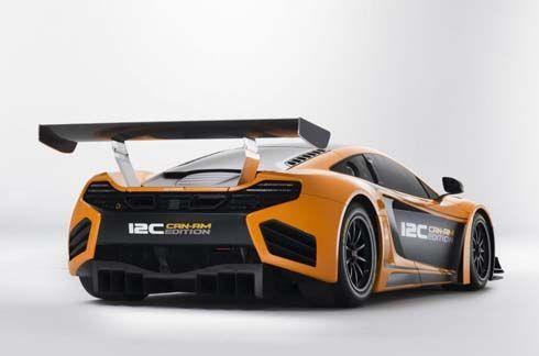 McLaren โชว์รถแข่งตัวต้นแบบ 12C Can-Am พลัง 630 แรงม้า