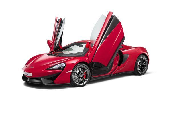 "McLaren 540C ซูเปอร์คาร์ที่ ""เอื้อมถึง"" ได้มากที่สุดในเวลานี้"