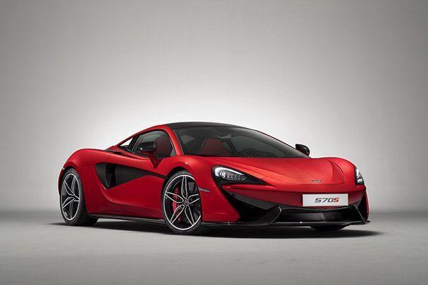 """McLaren เผยโฉม 570S  เวอร์ชั่นพิเศษ """"Design Editions"""" 5 สไตล์"""