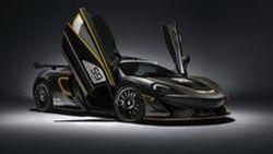 อีกหนึ่งตัวโหด McLaren 570S GT4 พร้อมลุยสนามแข่ง