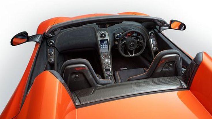 เปิดราคา McLaren 650S Coupe & Spider เริ่มต้น 265,500 เหรียญฯ
