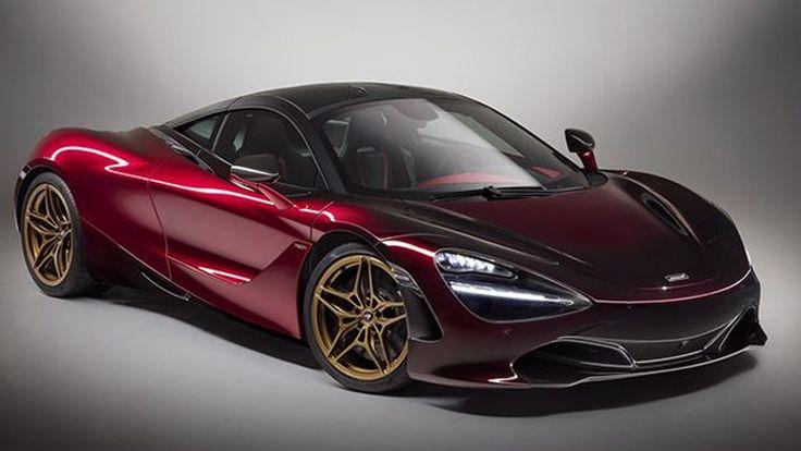"""เร็วทันใจ! McLaren 720S มาพร้อมอุปกรณ์ตกแต่ง """"MSO"""""""