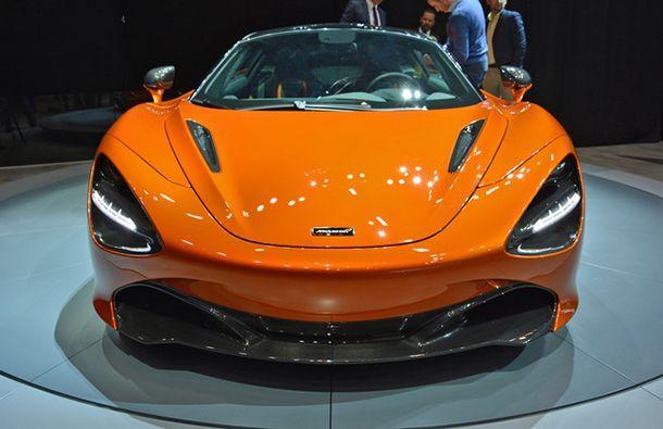 McLaren คุยโวเป็นแบรนด์เดียวที่ผลิตรถซูเปอร์คาร์ของแท้