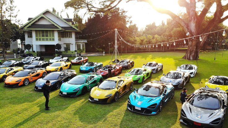 [PR News] McLaren Club Thailand&quot พร้อมเดินทางไปร่วมแบ่งปันความสุขให้สังคม