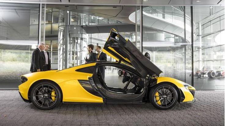 เร็วกระชากใจ McLaren คอมเฟิร์มสมรรถนะ P1 เร่ง 0-300 กม./ชม.ในเวลา 16.5 วินาที!