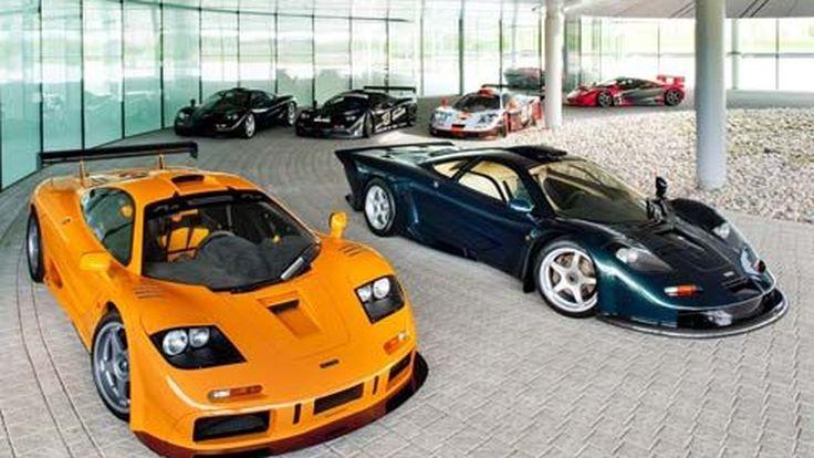 โอกาสมาถึงแล้ว McLaren F1 ซูเปอร์คาร์ในตำนานเปิดขายในอังกฤษที่ 5.5 ล้านเหรียญ