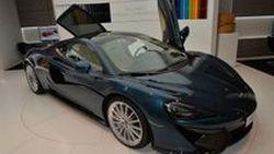 McLaren แย้มตัวตายตัวแทนของ P1 จะเป็นซูเปอร์คาร์พลังไฟฟ้า