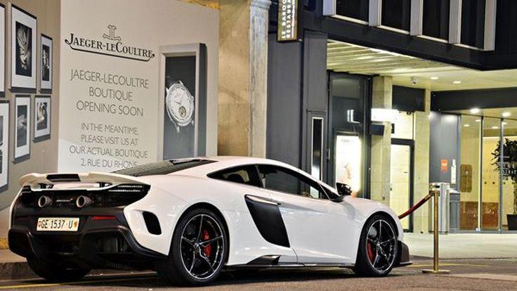 จิกกัดคู่แข่ง! McLaren เผยธุรกิจมีผลกำไรได้โดยไม่ต้องพึ่งรถเอสยูวี