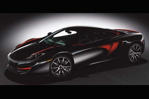 McLaren เปิดตัว MP4-12C รุ่นพิเศษ ค่าตัว 1 ล้านเหรียญฯ ผลิตเพียง 3 คันในโลก