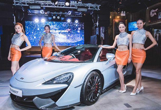 McLaren ทุบสถิติยอดขายสูงสุดในปี 2016