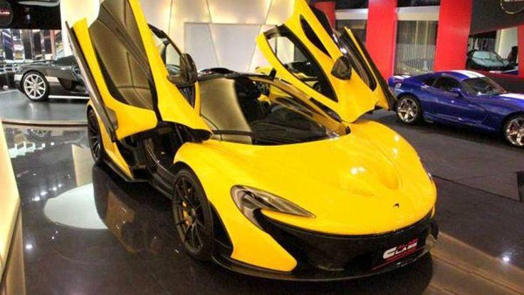 เร็วไปมั้ย? McLaren P1 มือสองโผล่ขายที่ดูไบ