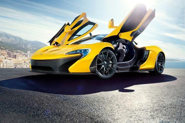 หมดเกลี้ยง! McLaren P1 ทั้ง 375 คันถูกจองหมดเรียบร้อยแล้ว