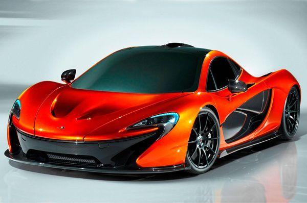 เปิดตัว McLaren P1 ที่ปารีส ออกจำหน่ายปลายปี 2013 ค่าตัว 800,000 ปอนด์