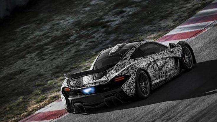 """McLaren ยืนยัน! ซูเปอร์คาร์รุ่นล่าสุด """"P1"""" มาพร้อมพละกำลัง 916 แรงม้า"""