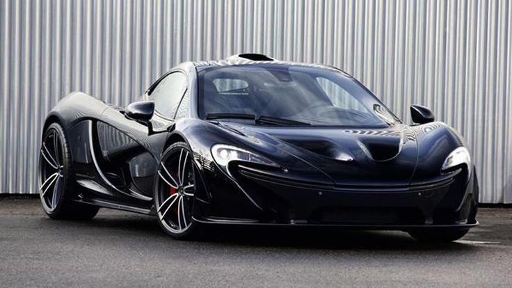 โหดสุด McLaren P1 มาพร้อมล้อใหญ่เบิ้มโดยสำนัก Gemballa