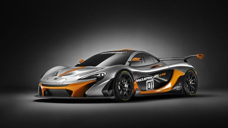 เปิดตัว McLaren P1 GTR โวลั่นเป็นรถแข่งที่ดีที่สุดในโลก