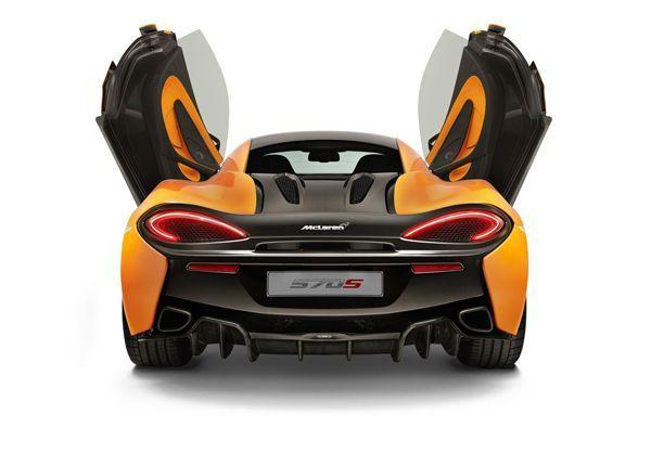 เคาะราคา McLaren 570S พร้อมยืนยันแผนการเปิดตัวรุ่น 540C