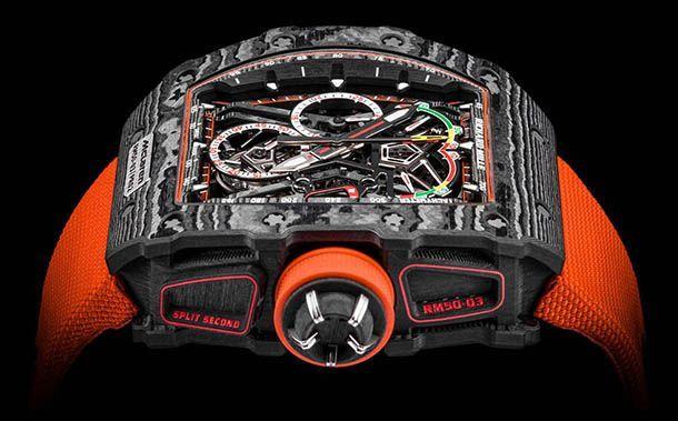 สนไหม? McLaren จับมือ Richard Mille นำเสนอนาฬิกาสุดหรู