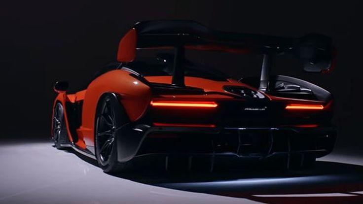 เปิดเบื้องหลังการออกแบบ McLaren Senna ไฮเปอร์คาร์พลังเหี้ยม (ชมคลิป)