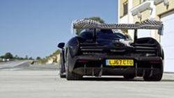 """McLaren ส่งวีดีโอเผยเบื้องหลังการตั้งชื่อ """"Senna"""" ตามตำนานนักแข่ง"""