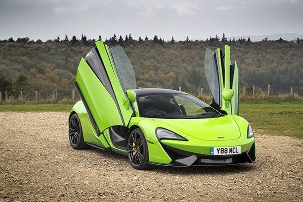 McLaren ยืนยันอีกรอบ ไม่ผลิตรถเอสยูวีตาม Ferrari และ Lamborghini แน่นอน