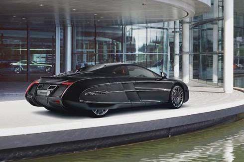 เผยโฉม McLaren X-1 Concept คันเดียวในโลก ผลิตให้มหาเศรษฐีนิรนาม
