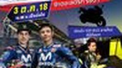 เตรียมพบกับ Rossi และ Vinales พร้อมนักแข่ง Yamaha MotoGP ตัวจริง พร้อมลุ้นรับบัตรชม MotoGP ฟรีๆ วันที่ 3 ตุลานี้