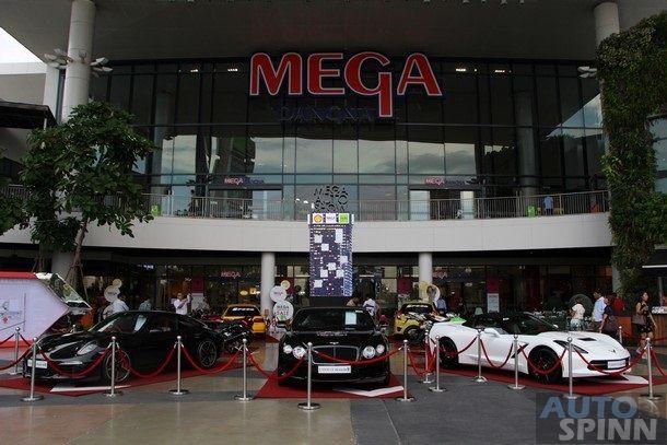 Mega Auto Show  จัดรถหรู และ Bigbike  พร้อมโปรโมชั่นพิเศษอีกมากมาย วันนี้ – 29 กรกฎาคม นี้ ณ เมกาบางนา