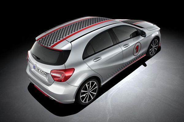 Mercedes-Benz เปิดตัวชุดแต่ง A-Class หลากสไตล์หลายรูปแบบที่เจนีวา