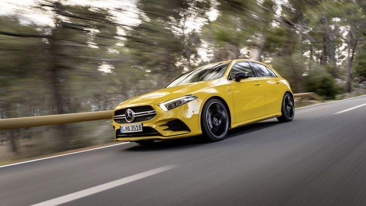 2019 Mercedes AMG A35 รหัสความแรงแห่ง AMG ที่เอื้อมถึงได้ง่ายยิ่งขึ้น