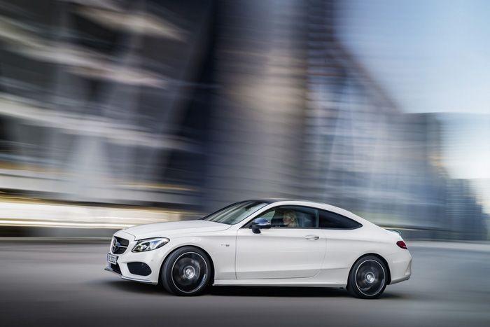 เปิดตัว Mercedes-AMG C43 Coupe ตัวโหด 362 แรงม้า
